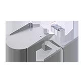Smartbox X2 - Wandhalterung