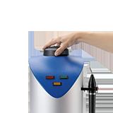 Steamer X3 - Verschlussdeckel