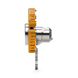 Werkstückhalterung Schleifen (UN-MAndrell) - Ceramill Mikro IC