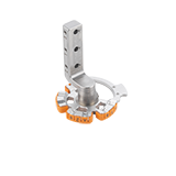 Werkstückhalterung 3-fach Schleifen (UN-Mandrell) - Ceramill Mikro IC