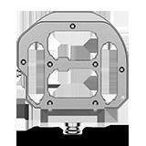 Werkstückhalterung D-Set - Ceramill Matik