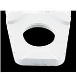Splitex - Konterplatte Premium weiß