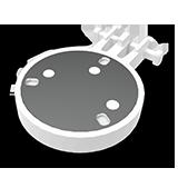 Zebris - Bissgabeladapter
