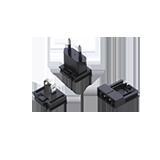 Zebris - Stecker Set EU/IEC/USA