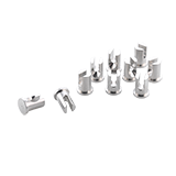 Universalhalter für Glaskeramikrohlinge