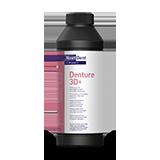 NextDent Denture 3D+ / Dark Pink