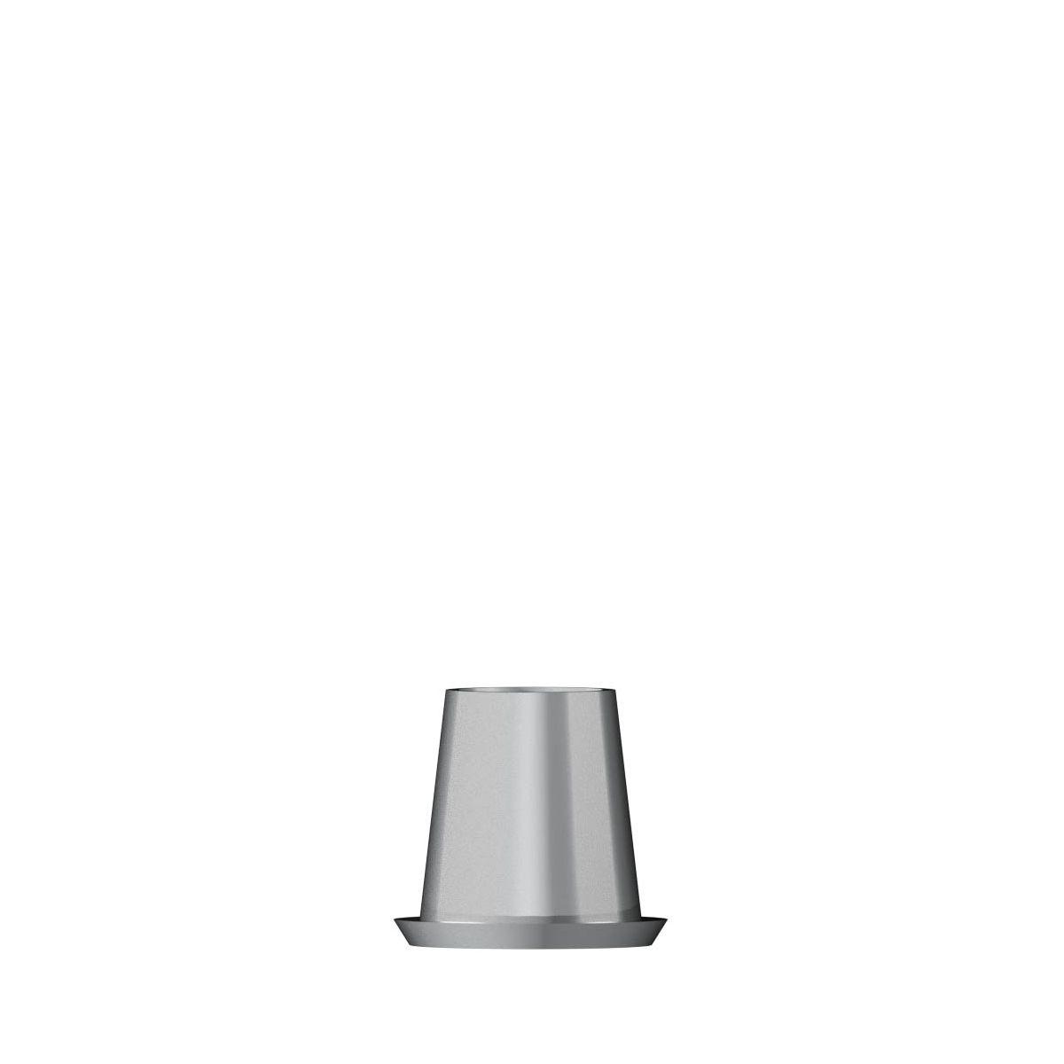Titanbasis inkl. Brückenschraube (S-Serie)